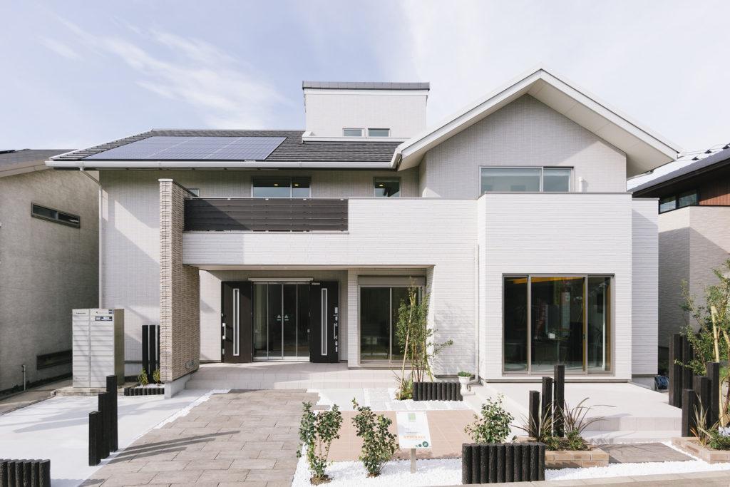 耐震性、耐久性に優れたネクストハウスの注文住宅