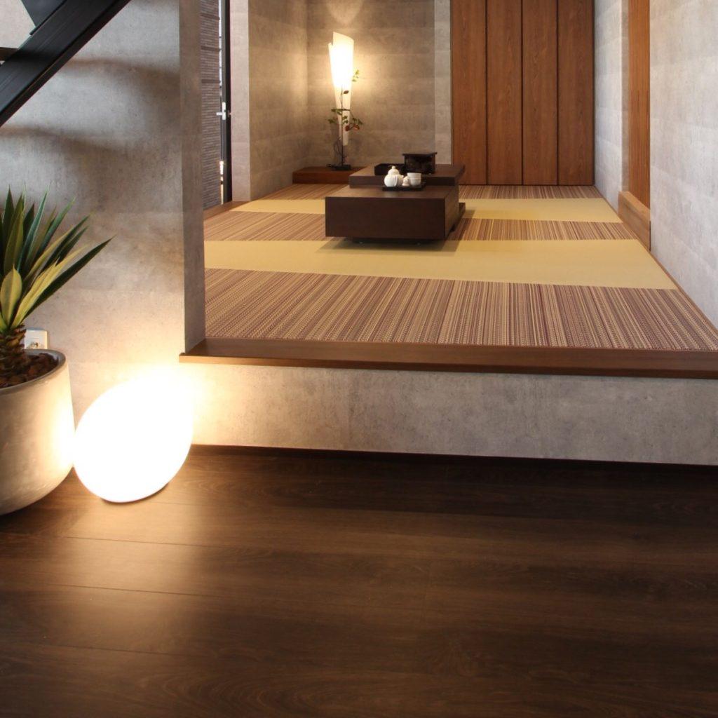 モダンな和室空間