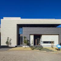 モダンな新築住宅