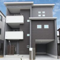 ネクストハウスの新しい提案。3階建で都会に住まう。