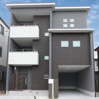 東京で30坪から建てる二世帯住宅