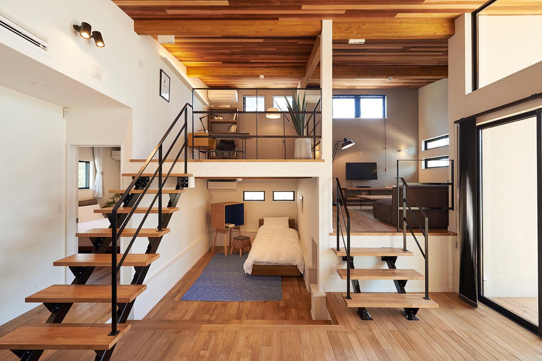 木造住宅内観画像